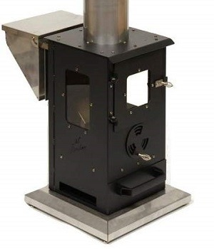 Best 5 Patio Wood Stove & Burner To Buy In 2020 Reviews & Tips
