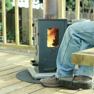 wood-pellet-patio-heater - Outdoor Patio Heater Tips